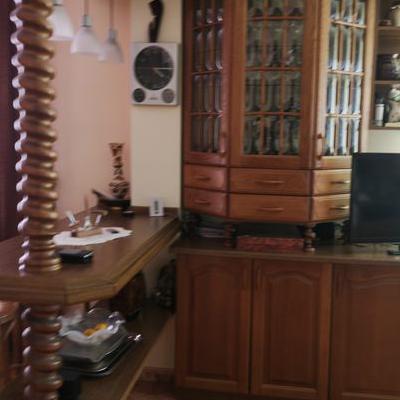 Eleganckie wnętrze z nutką zieleni w Mławie - przed 10