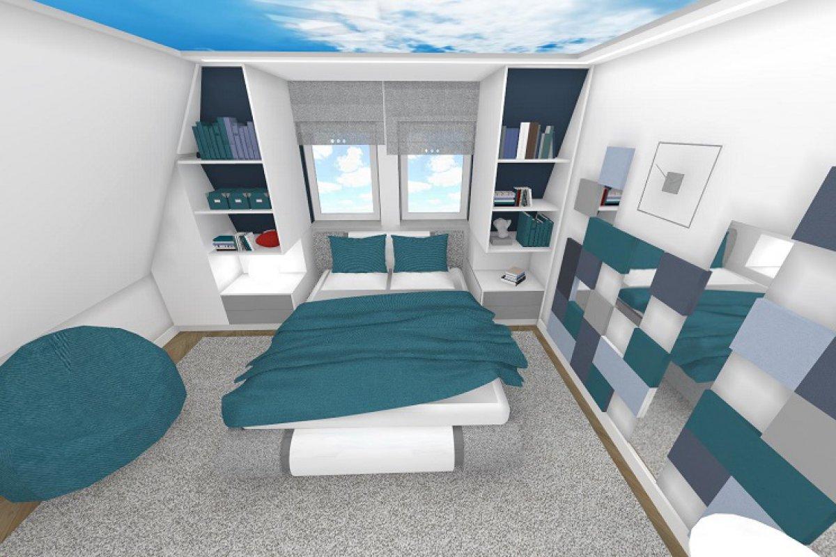 Nieziemski pokój dla nastolatka