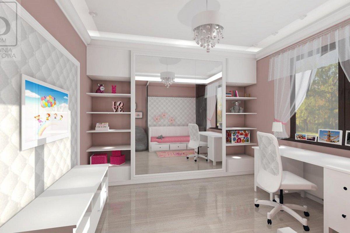 Pokój małej księżniczki